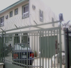 Amplified Nigeria Gate fence designs