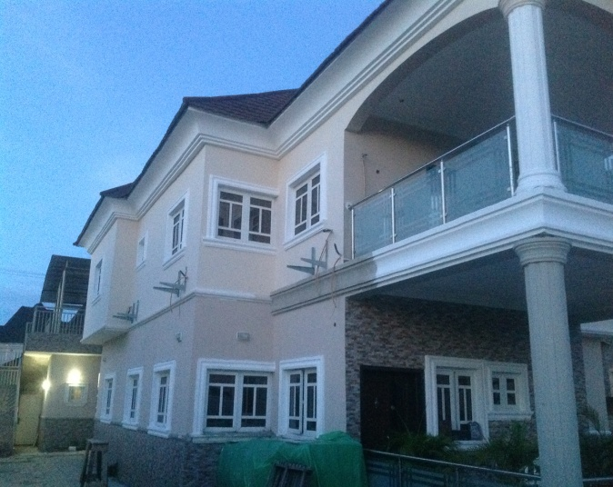About us amplified nigeria limited for Duplex project homes