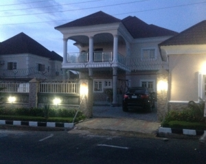 amplified nigeria Abuja housing real estate duplex design